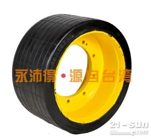 铣刨机轮胎