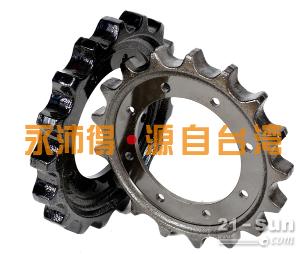 ABG摊铺机和各系摊铺机配件驱动轮、齿轮、工程机械配件
