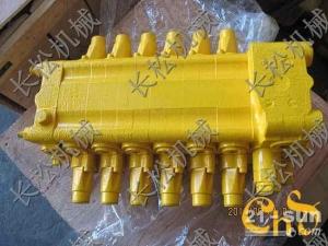 小松60-7分配阀  供应小松配件 挖掘机配件 现货零售批发 工程机械零配件