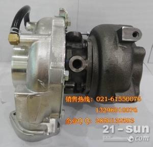 小松WA470涡轮增压器