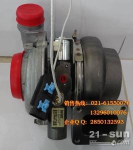 五十铃4JB1涡轮增压器