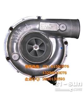 五十铃4BD1涡轮增压器