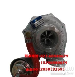 日立挖掘机210-3-3G涡轮增压器