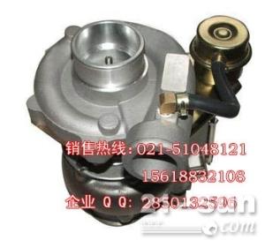 沃尔沃D10涡轮增压器