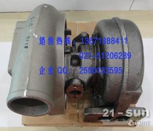 小车涡轮增压器-
