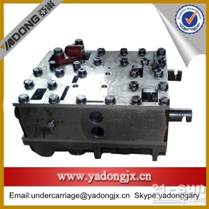 小松挖掘机PC60-7 PC200-6 PC220-7 控制阀 控制泵