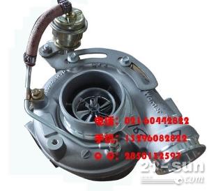 五十铃牵引车涡轮增压器