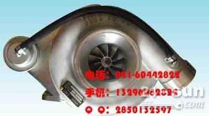神钢挖掘机SK300-8超8-6E涡轮增压器