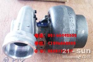 神钢挖掘机SK330-8超8-6E涡轮增压器