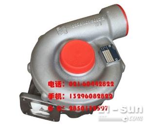 神钢挖掘机SK350-8超8-6E涡轮增压器