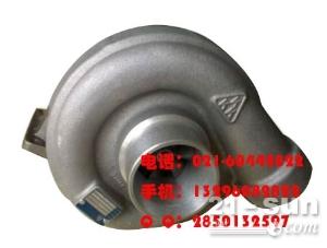 神钢挖掘机SK460-8超8-6E涡轮增压器