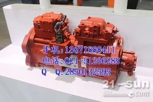 沃尔沃460BLC挖掘机配件,液压泵