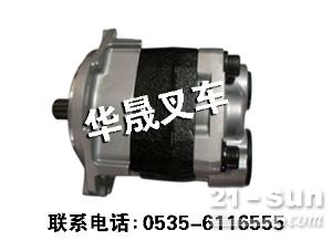 韩国斗山大宇叉车齿轮泵/液压泵