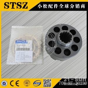 黄山小松挖掘机配件PC200-8泵胆,原装液压泵配件泵胆价格