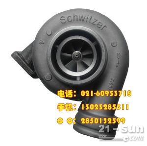 沃尔沃铰接式卡车A30涡轮增压器