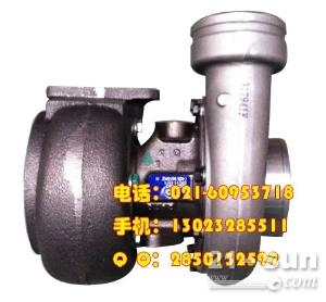 沃尔沃铰接式卡车A40E涡轮增压器