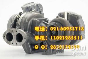 沃尔沃铰接式卡车A40F涡轮增压器