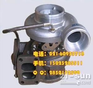 沃尔沃平地机G970涡轮增压器