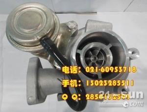 沃尔沃平地机G976涡轮增压器