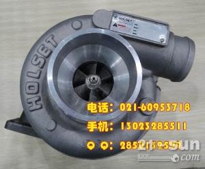 沃尔沃ABG摊铺机涡轮增压器