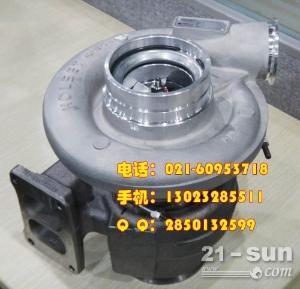 沃尔沃压路机DD136 140涡轮增压器
