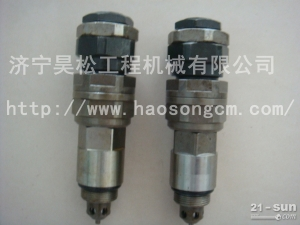 低价供应小松挖掘机PC110-8MO安全阀