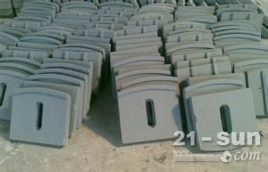 中交西筑J5000沥青拌和站叶片、搅拌臂、除尘器