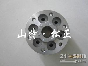 小松原装配件,PC300-7发动机风扇叶,质量100%,原厂正品!