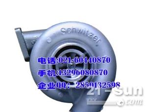 volvo挖机80C增压器