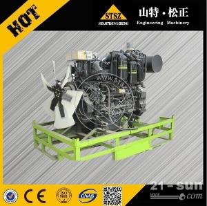 湖南小松挖掘机配件PC400-7全新原装发动机总成促销价