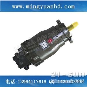 齐齐哈尔收割机改装液压驱动液压马达