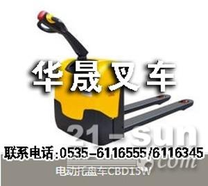 烟台西林电动叉车蓄电池
