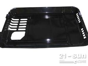自产自销 小松加藤 挖掘机零部件发动机护罩 油箱 发动机罩 15725943179