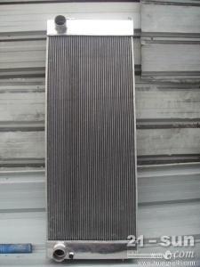 济宁大和机械专业生产销售挖掘机零部件 现货销售 散热器 15725943179