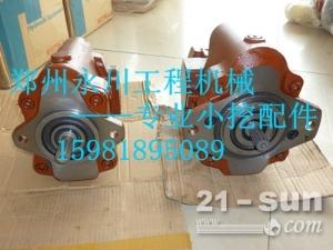 供应龙工85回转马达减速机总成配件郑州永川工程机械15981895089