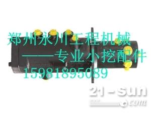 供应福田雷沃FR60/65/150央回转接头总成15981895089郑州永川挖掘机配件