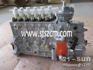 小松挖机 全车件 原装配件 性价比高 全国发货 15810710387  pc300-7 柴油泵