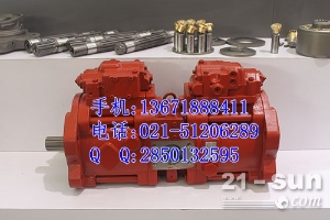 沃尔沃EC55B液压泵泵胆