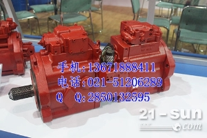 沃尔沃EC360BP液压泵柱塞