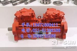 沃尔沃EC380D液压泵配流盘