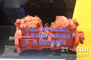 沃尔沃EC460B液压泵修理包
