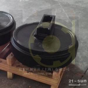 小松挖掘机PC300引导轮韩国进口上海现货