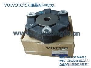 沃尔沃volvo挖掘机液压泵-缸体-柱塞滑靴-回程盘-传动轴-配件