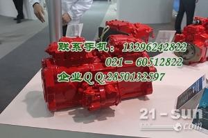 日立600液压泵总成-日立650行走马达