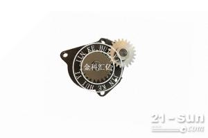 机油泵 OIL PUMP 6741-51-1110