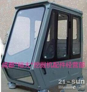 加藤250-7挖掘机驾驶室