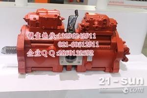 现代A8V液压泵