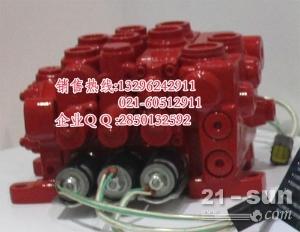 现代液压泵电磁阀