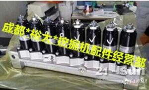 神钢330-8挖掘机电磁阀阀组