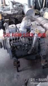 小松挖掘机配件PC60-7 4D102发动机总成
